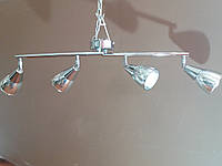 Люстра СПОТ потолочная на четыре 4 плафона 160260