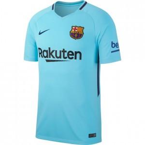 Футбольная форма 2017-2018 Барселона (Barcelona), выездная, x9 ... 96c46178c49