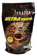 Бойлы Traper Ultra Boilies протеиновые 1кг 16мм Vanilla
