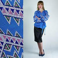 Этнический стиль в женскых вышиванках