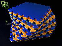 Коврик-пазл ОПТИМА 20 (комплект 9 шт. 141х141 см)