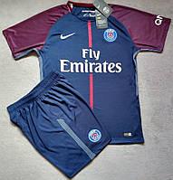 Детская игровая форма Nike FC Paris Saint-Germain 2017-18