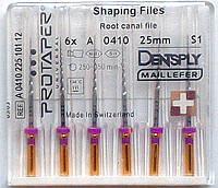 Protaper S1 Dentsply Maillefer (ПРОТЕЙПЕРЫ:машинные  Майлифер)