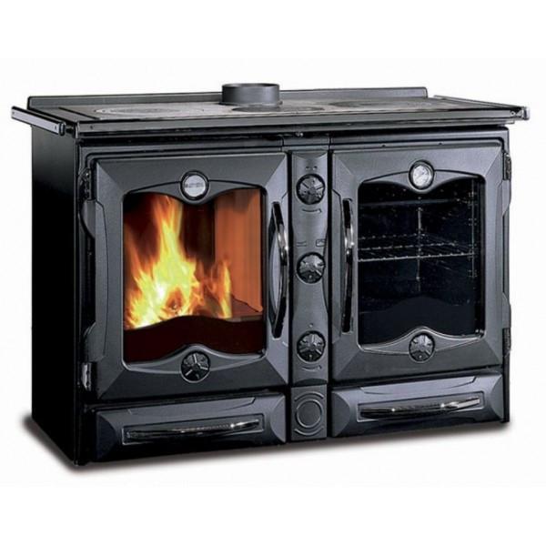 Некоторые модели оснащены дверцами изготовленными из огнеупорного стекла