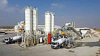 Стационарный бетонный завод MEKAMIX 110К MB-110К
