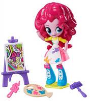 Мини-кукла Пинки Пай Equestria Girls с аксессуарами (My Little Pony)