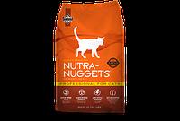 Nutra Nuggets (Нутра Наггетс) Professional сухой корм для активных кошек и котят, 10 кг