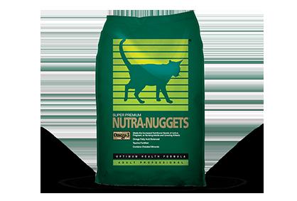 Nutra Nuggets (Нутра Наггетс) Indoor Hairball сухой корм для домашних кошек, 10 кг