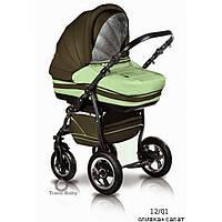 Детская коляска универсальная 2 в 1 Trans baby Jumper 12/Q1