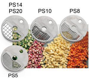 Диск-кубики 8х8х8 мм SIRMAN PS8