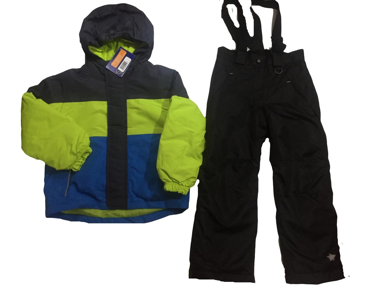 Лыжный костюм для мальчика, Lupilu, размер 110/116 , арт. Л-377