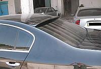 Козырёк на стекло Volkswagen Passat B6 2006-2010 / B7 2011-2015 стеклопластик под покраску