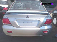 Спойлер на багажник (TOP-WINIG) Mitsubishi Lancer 9 2003-2007 / Honda Prelude 1997-2001 ABS пластик