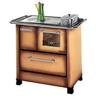Отопительно-варочная печь Nordica Romantica 3.5 SX BI/MF