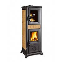 Печь-камин Nordica Gemma forno Elegance с варочной поверхностью и духовкой