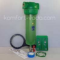 """Фильтр самопромывной Aquafilter FHPR12-3V_R-AB, 10"""" , фото 1"""