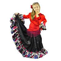 Детский карнавальный костюм Цыганка Аза