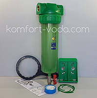 """Фильтр самопромывной Aquafilter FHPR34-3V_R-AB, 10"""" , фото 1"""