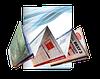 Евробуклет, Буклет А4 с двумя фальцами (сгибами) 3-я степень сложности