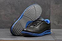 Мужские кроссовки Ecco Yak черные 2695