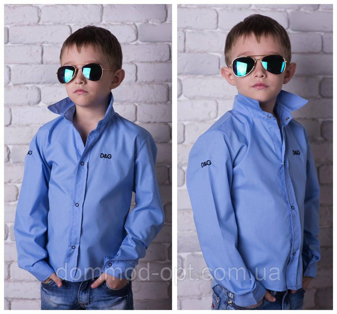 16b654957eb Детская стильная рубашка