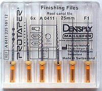 Protaper  F1 Dentsply Maillefer (ПРОТЕЙПЕРЫ:машинные  Майлифер)