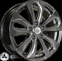 Диски литые Zorat Wheels 7305 HB 7305 HB R17x6.5J 5x114.3 ET45