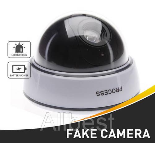 Видеокамера муляж Ball NEW DS-1500B (купольная)