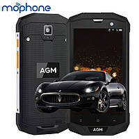 """Смартфон AGM A8 противоударный (""""5-экран, памяти 4/64, акб 4050 мАч), фото 1"""