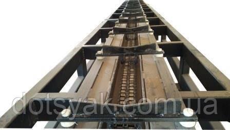 Транспортеры цепные для деревообрабатывающих предприятий, фото 2