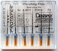 Protaper  F3 Dentsply Maillefer (ПРОТЕЙПЕРЫ:машинные  Майлифер)