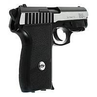 Пневматический пистолет Borner Panther 801 + лазерный целеуказатель