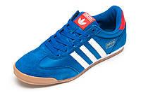 Кроссовки мужские Adidas Dragon, голубые, р.  41 42 44