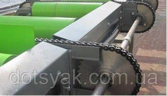 Рольганг приводной с механизмом сбрасывания пиломатериала, фото 2