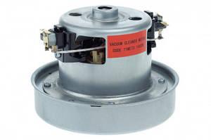 Двигатель (мотор) для пылесоса 11ME73 1400W (с выступом)