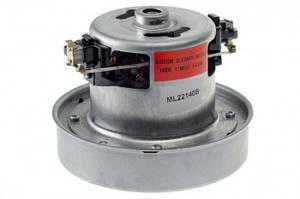 Двигатель (мотор) для пылесоса 11ME67 1400W (с выступом)