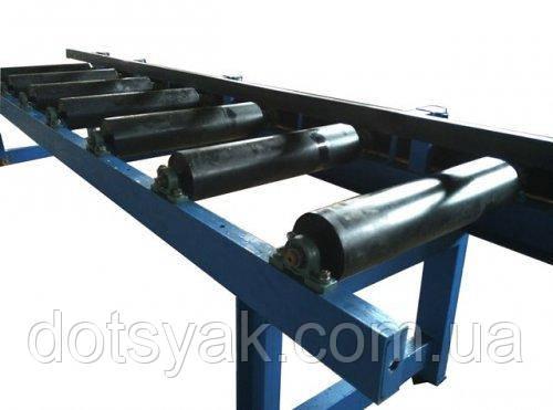 Рольганги приводные и неприводные, столы с роликами, фото 2