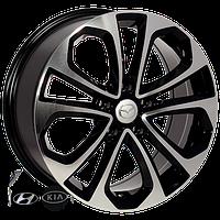 Диски литые Zorat Wheels 7688 BP 7688 BP R17x7.5J 5x114.3 ET50