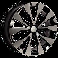 Диски литые Zorat Wheels 7727 BP 7727 BP R17x7.0J 5x100 ET48
