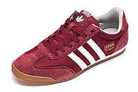 Кроссовки мужские Adidas Dragon, красные, р. 41 43 45