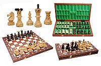 Шахматы из натурального дерева Ambassador