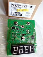 00798417 Плата (модуль) управления для овощесушилки Zelmer