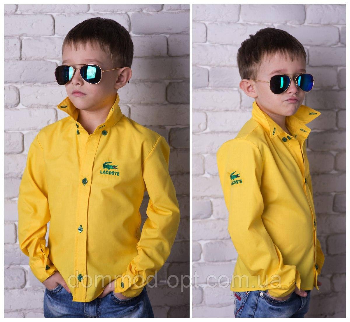 cb91710e2e44 Детская стильная рубашка
