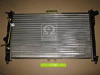 Радиатор Daewoo Lanos (коробка передач автомат) Nissens 616551, Дания