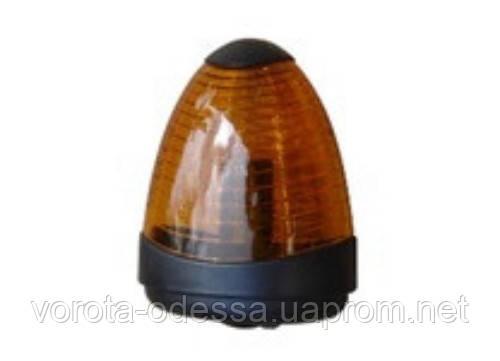 Сигнальна лампа Segment 220V з боковим кріпленням