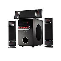 Активная акустика с bluetooth DJ - D3L