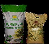 Комбикорм для Гусей откорм1+выращивание 25кг (с22по42 день)