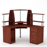 """Компьютерный стол """"СУ-11"""" производства мебельной фабрики Компанит"""