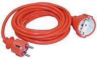 Удлинители на рамках, промышленные IP44, удлинители-шнуры