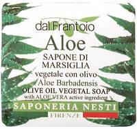 Мыло Dal Frantoio Фермерское (Алоэ) 100 г, фото 1